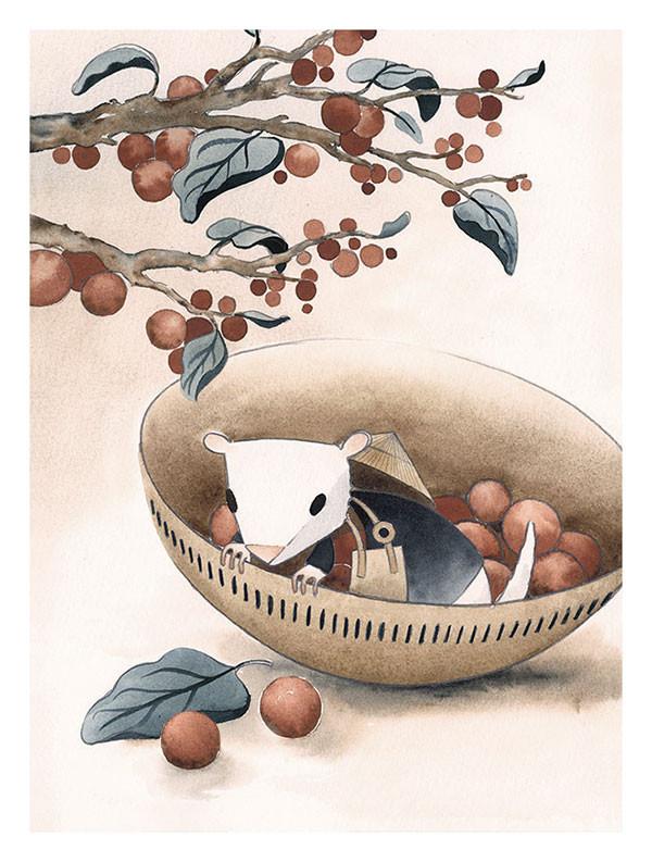 """Children's book """"El Cuenco de Viri"""""""